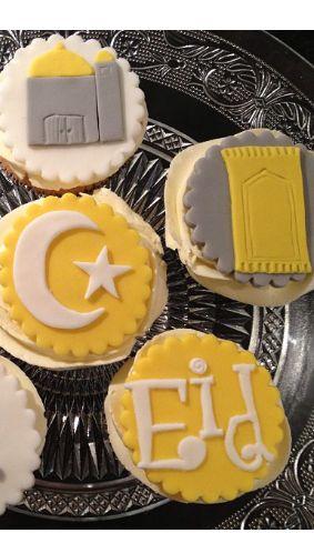 Idée Recette : Cupcakes pour l'Eid !