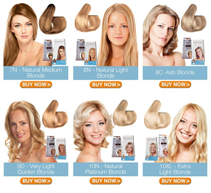Not Sure What Tints Of Nature Blonde To Choose Find Out More At Our Website Permanent Hair Colour Pinterest