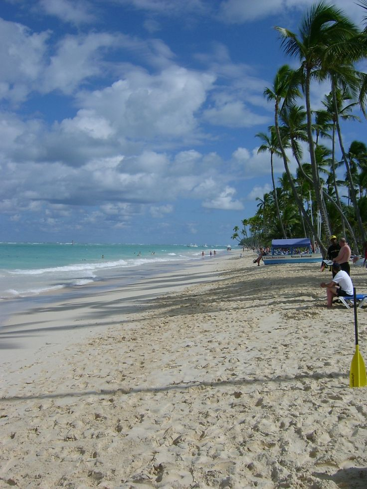 Bavaro Beach, Grand Palladium, Punta Cana, Dominican Republic