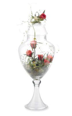 Roses in a Jar...so romantic
