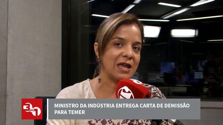"""Vera Magalhães: """"O RH tá tendo que trabalhar no governo Temer"""""""
