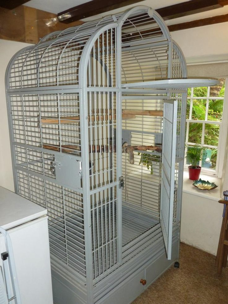 bird cages for sale used