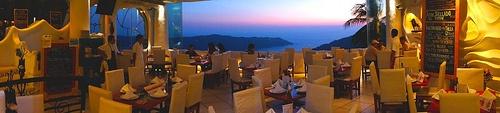 Vista Espectacular #restaurant  #bar @siroccoAcapulco #acapulco #menu #paella #tapas #df #mty #gdl #puebla #cuernavaca #gourmet #food #comida #mexico #seafood #wine #mariscos #paellas