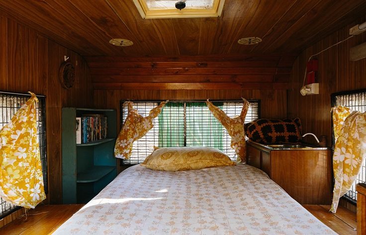 A Bush Getaway With 1920s Tram Accommodation