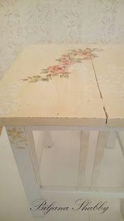 Shabby Chic Furniture Redo
