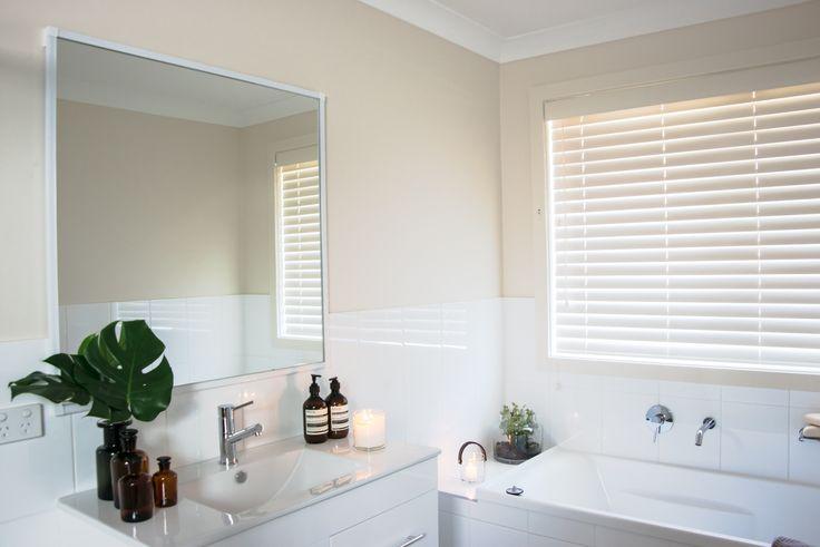Investor builder client - bathroom luxury