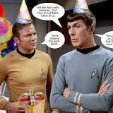 Resultat d'imatges de Star Trek Happy Birthday
