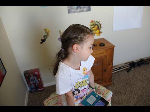 Athena Hair From Tomorrowland - YouTube