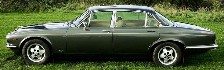 Jaguar XJ12 et Daimler Double Six série I-III (1972-1992)