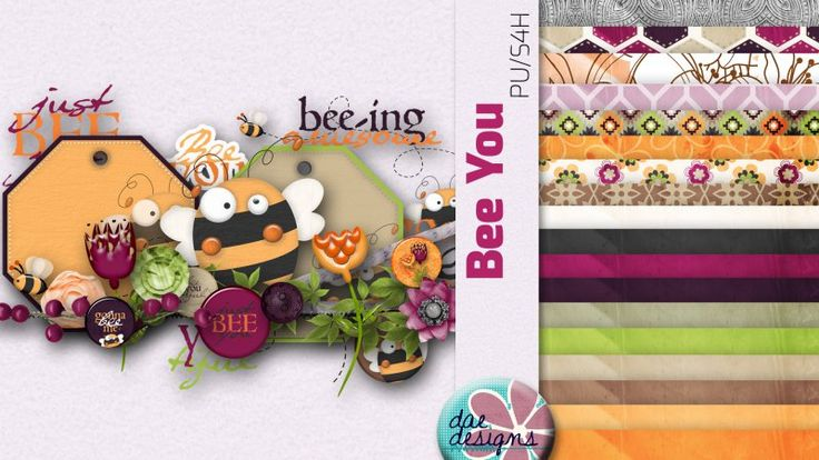 Bee You by Dae Designs