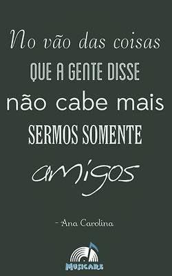 Ana Carolina - Quem de nós dois (Composição: Ana Carolina / Massima Luca)