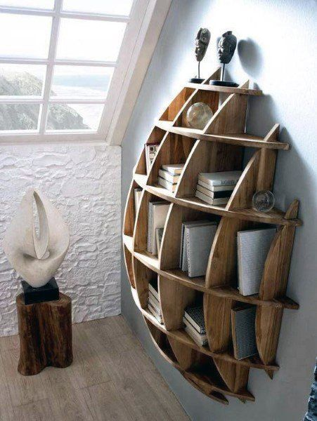 70 Bookshelf Bookshelf Ideas – Unique Bookshelf Designs