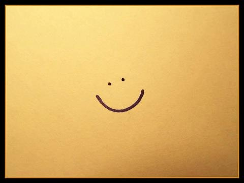A smile is a curve that sets everything straight!