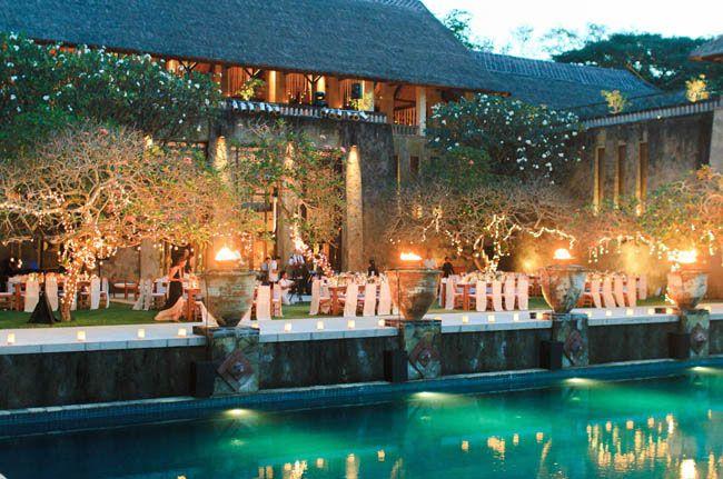 Romantic Bali Wedding: Jaime + Wes | Green Wedding Shoes Wedding Blog | Wedding Trends for Stylish + Creative Brides