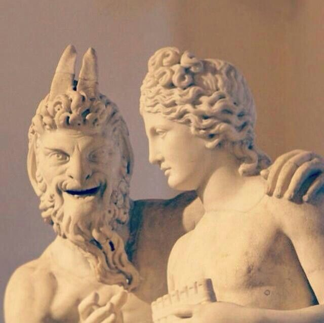 Marble sculpture. Rome