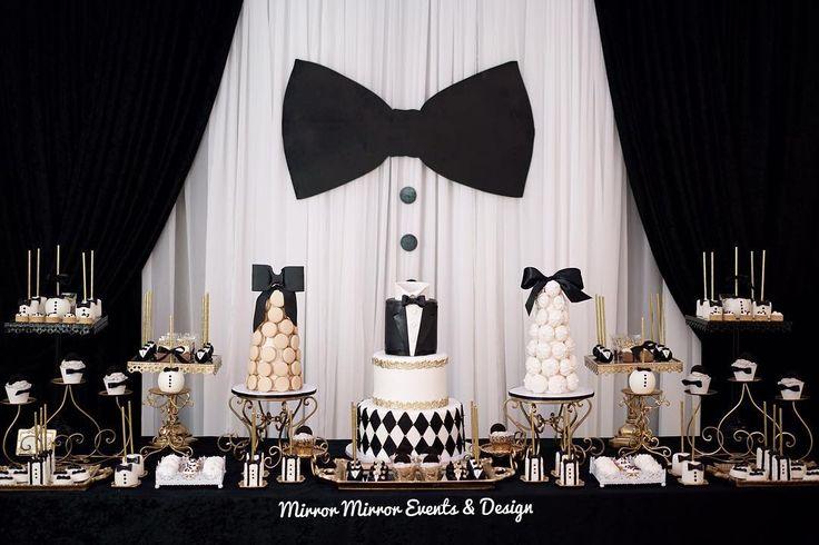 "523 Me gusta, 24 comentarios - Mirror Mirror Events & Design (@mirrormirrordesigns) en Instagram: ""A regal bow tie affair for oh such a regal little boy! Design/coordination ▪️@mirrormirrordesigns…"""