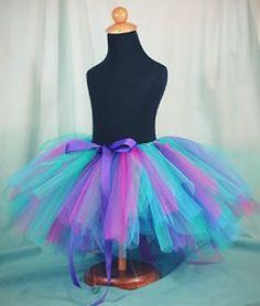 Saia de bailarina para Carnaval passo a passo - Tutu