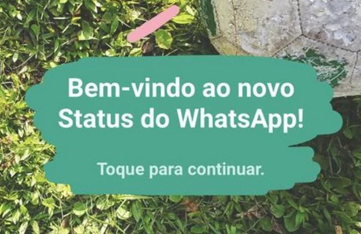 Novo Status do WhatsApp