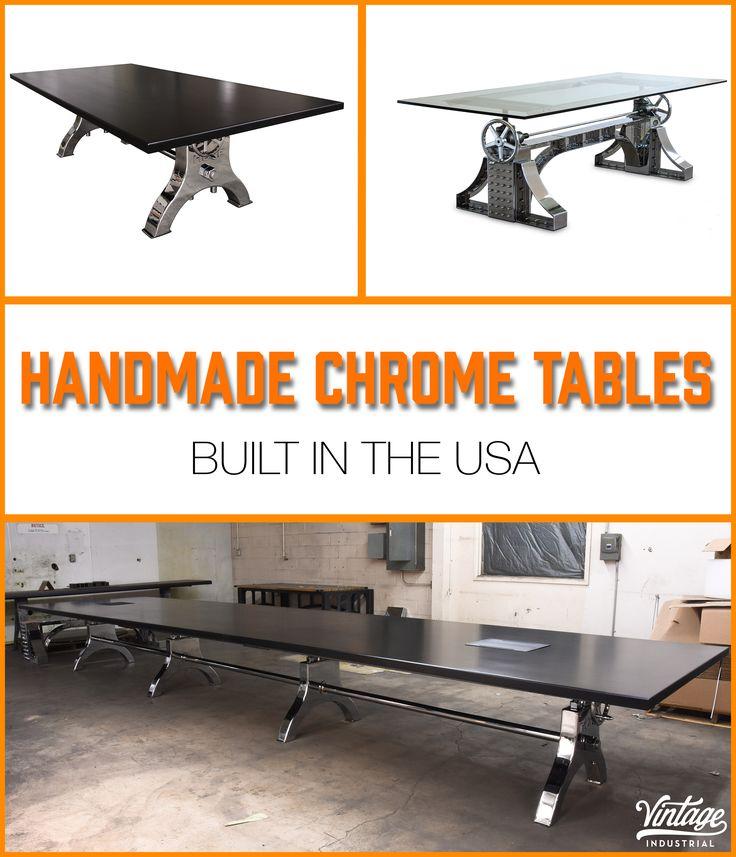 Mejores 399 im genes de vintage industrial dining tables for Comedor industrial