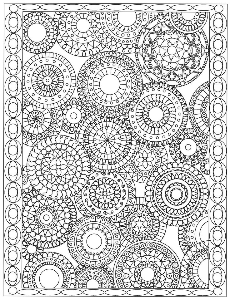 140 best 1.june.2017 images on Pinterest | Coloring, Mandalas and ...