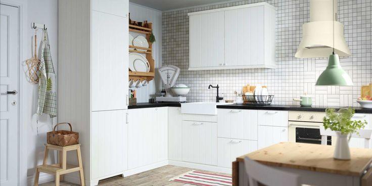 Kuchnia styl Vintage - zdjęcie od IKEA - Kuchnia - Styl Vintage - IKEA
