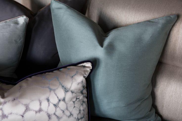 Cushions, Fabric, Patterns, detail