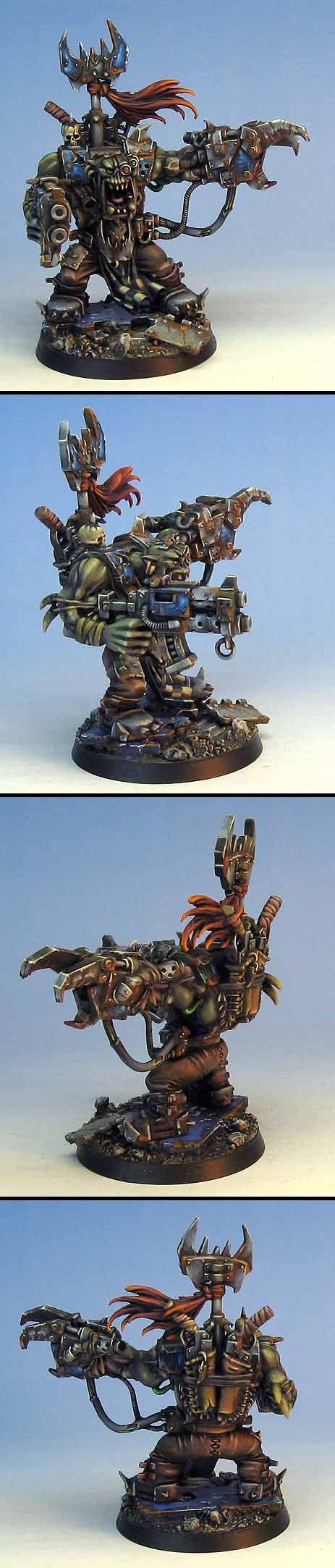 Warhammer 40k ork warboss
