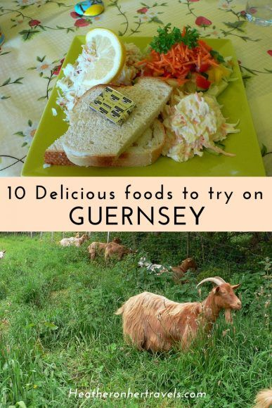 10 delicious foods to try on Guernsey