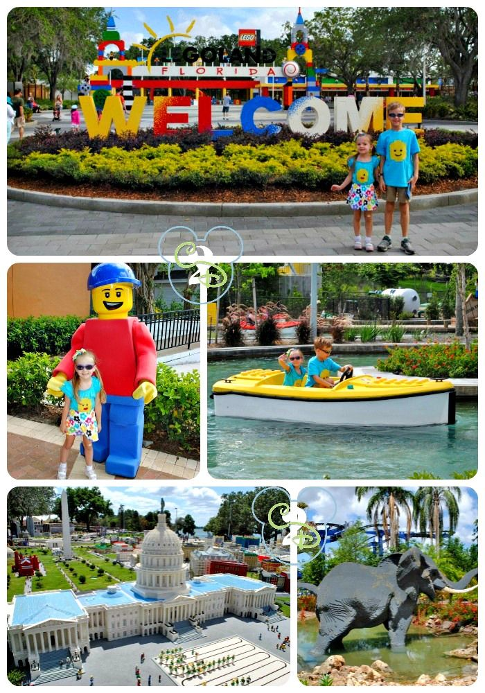 Legoland Tips and Coupon Code for buy one adult get one child free!