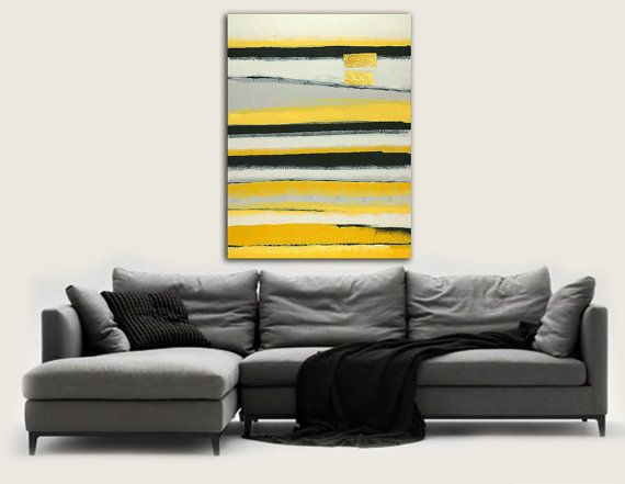 40 best Abstract wall art images on Pinterest | Abstract paintings ...