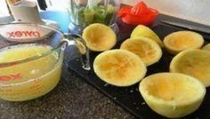 citron  a celer / Ženy, potvrzeno! Zhubněte deset kilo velmi rychle