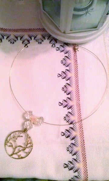 collana albero della vita di Lullaby & Bells Angy design su DaWanda.com