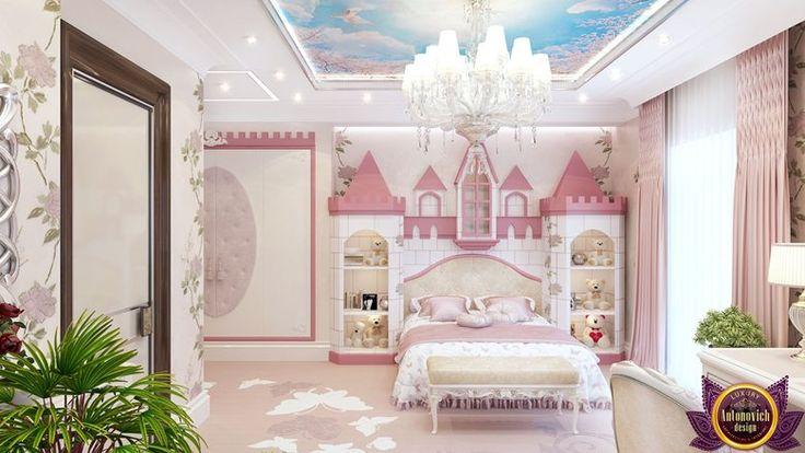 Kids bedroom Interior of Katrina Antonovich Katrina