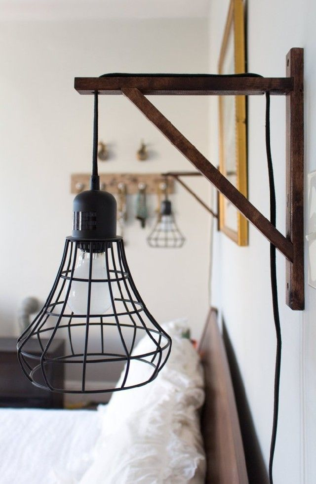 Bedroom Ideas 50 Lighting Inspirations Ikea Pendant Light Diy Sconces Diy Sconce Light