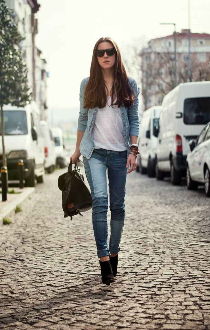 damenmode damenjeans jeanshosen damen