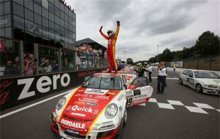 First victory at the 24h-Zolder 2013