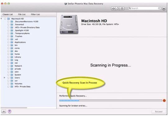fix Mac blue screen at Start up