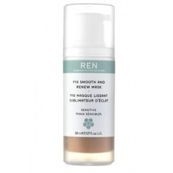 REN - F10 Smooth and Renew Mask - 50 ml