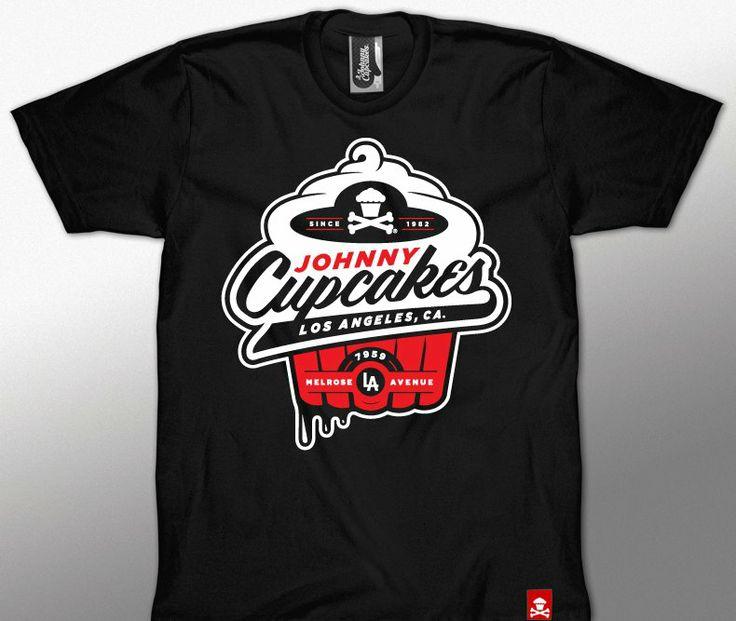 Johnny Cupcakes | LA Cupcake