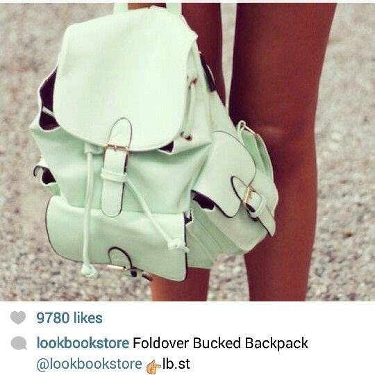 Cute backpack for the beach