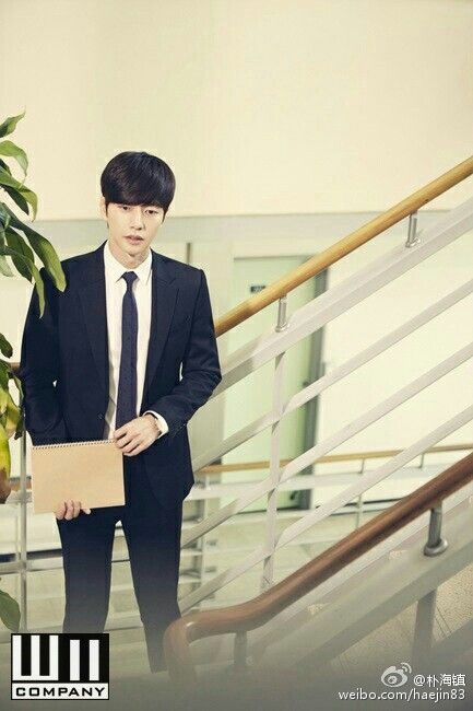 park hae jin 박해진 cheese in the trap 치즈인더트랩 behind the scene