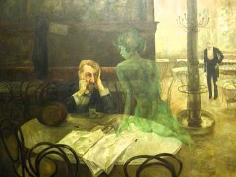 Minutes D' Absinthe - Blood Axis and Les Joyaux de la Princesse