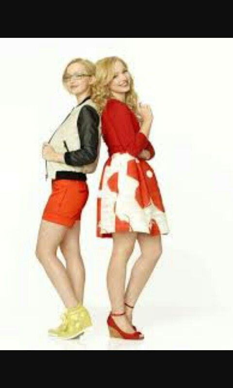 Dove in liv and maddie