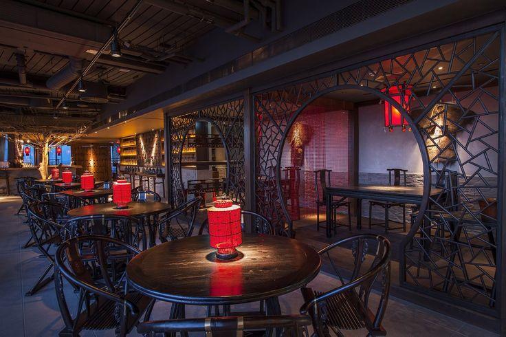 Hutong Restaurant - The Shard, London