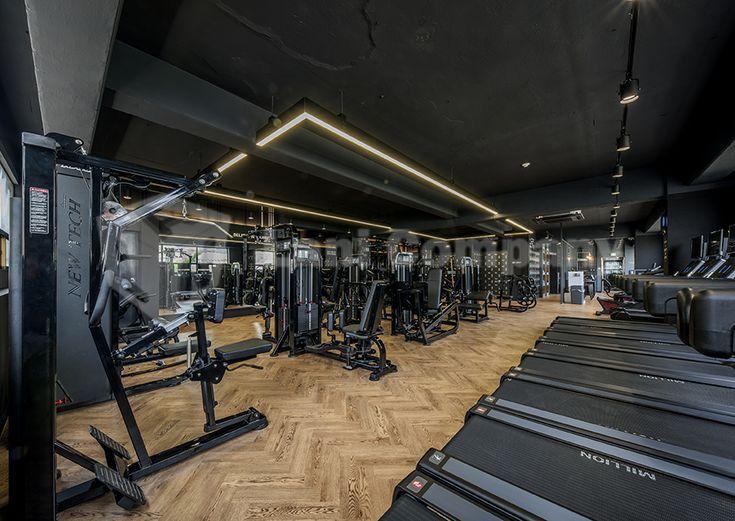 Family Bobrok Blacktwicevelvet Bangxo Gym Interior Gym Design Gym Design Interior