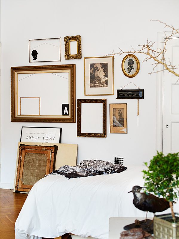 SMALL ARTISTIC APARTMENT WITH PLENTY OF GOOD IDEAS | 79 Ideas