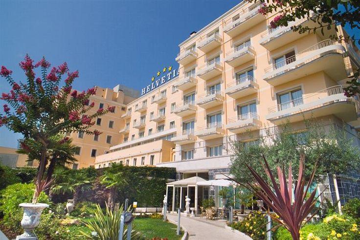 L'Hotel Helvetia è un elegante albergo 4 stelle situato nel cuore di Abano Terme, a soli 30 metri dalla zona pedonale, che accoglie i vostri desideri di relax e benessere.
