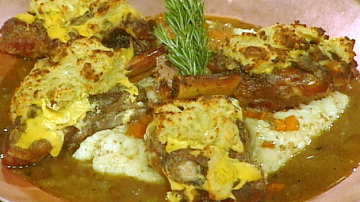 Stinco (Braised And Roasted Pork Shanks) Recipe — Dishmaps