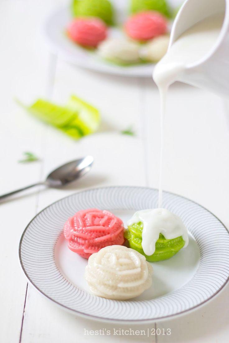 HESTI'S KITCHEN : yummy for your tummy: Kue Kembang Seruni (Makassar)