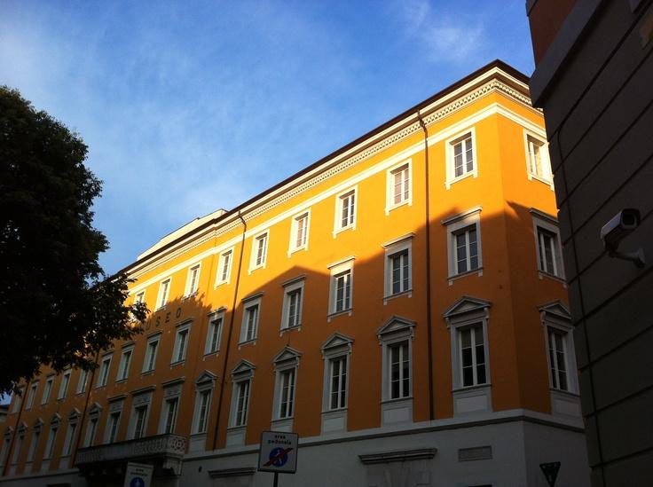 piazza hortis #trieste  ©mirella zolli 2012